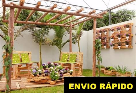 projetos construa moveis pallet paletes casas madeiras