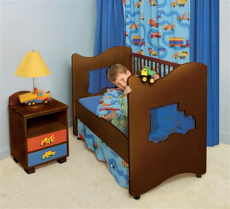 themed beds picture of unique wooden toddler bed design for boys and blue bedding theme decofurnish