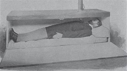 Coffin Victorian