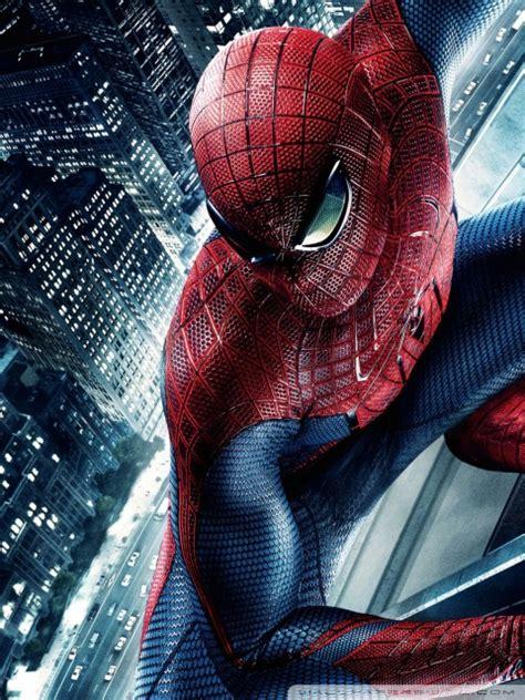 amazing spider man ultra hd desktop background