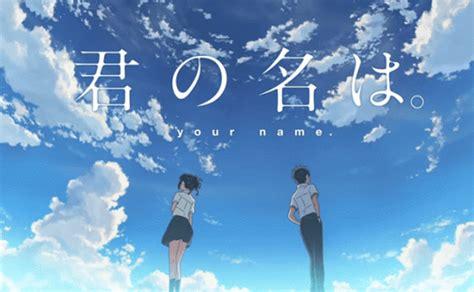 Review Kimi No Na Wa Kimi No Na Wa Your Name Review