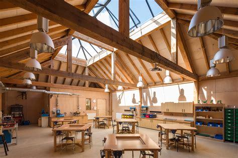 Werkstatt Der St School In Ashford by Rustikale Tradition Werkstattbau In S 252 Dengland Detail