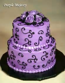 purple wedding cake omaha wedding cakes the cake gallery wedding cakes photo gallery