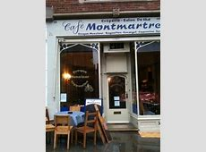 Cafe Montmartre, Kensington Church Street, London