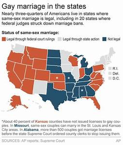 Supreme Court ruling against gay marriage could cause ...