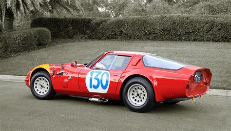 Alfa Romeo Tz2 by 1965 Alfa Romeo Tz2 Sports Cars And Vehicles