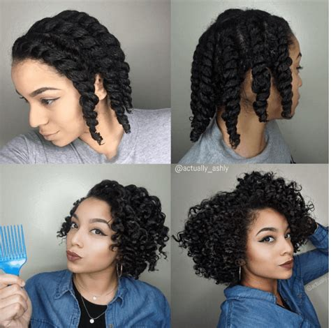 Flat Twist Out Hairstyles by Pin On Naturally Curly Hair Inspiration