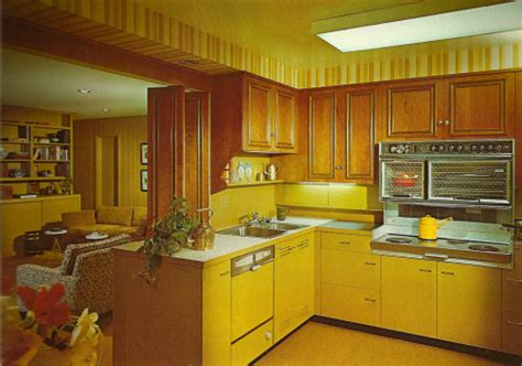 Home Decor 1970s : The Technicolor Decade Still Has