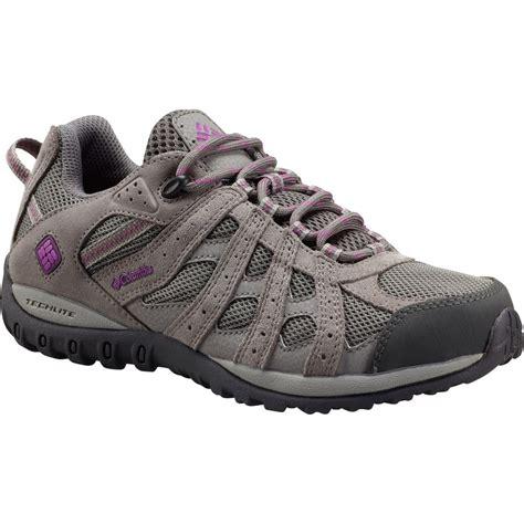 columbia redmond waterproof hiking shoe womens backcountrycom