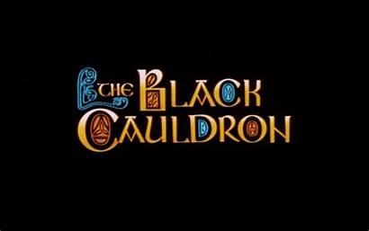 Cauldron Disney Title Dvdizzy Card Dvd 1985