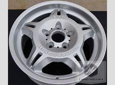 BMW Z3 59258S OEM Wheel 36112227360 2227360 OEM