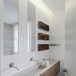 Salle De Bain Etroite : carrelage salle de bain etroite ~ Melissatoandfro.com Idées de Décoration