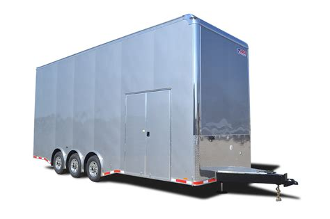 Trailer News Pace American Trailers