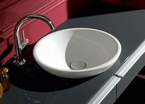 Loop And Friends : v b loop friends circular semi surface mounted washbasin uk bathrooms ~ Eleganceandgraceweddings.com Haus und Dekorationen