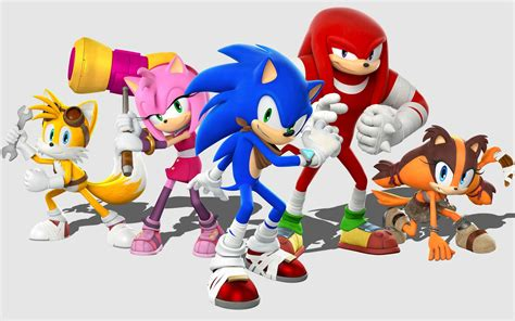 Sonic The Hedgehog, Tails (character), Video Games, Sega