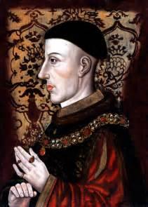 King Henry V England