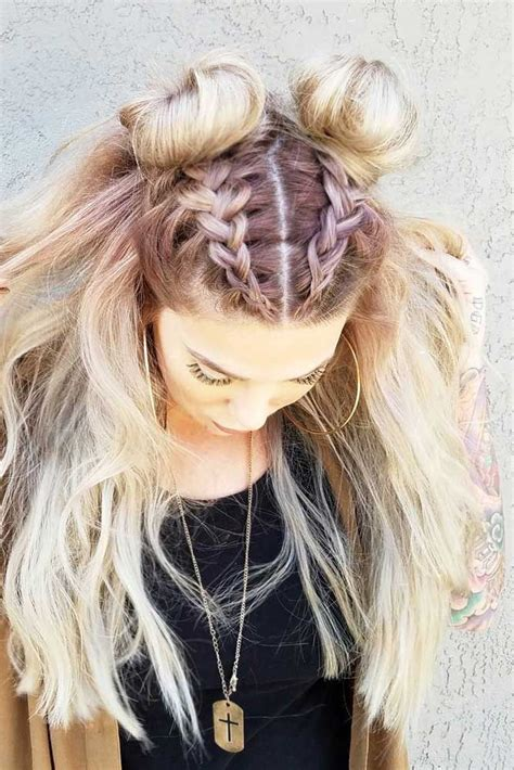 Cool Hairstyles With Braids by 54 And Creative Braid Ideas Hair Colors And