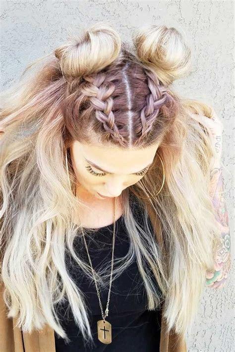 night  hairstyles ideas  pinterest