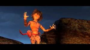 The Croods- Dun Dun Dun - YouTube