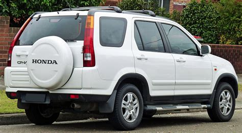 Overall, i enjoy my honda crv and would recommend it to a friend or family member. Honda CRV 2002-2006 RD   Aerpro