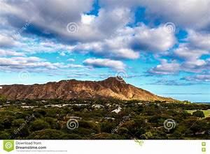 state monument oahu hawaii stock photo