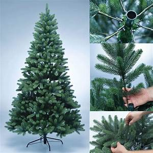 Weihnachtsbaum Kuenstlich Wie Echt : premium weihnachtsbaum 100 pe spritzguss b1 tannenbaum ~ Michelbontemps.com Haus und Dekorationen