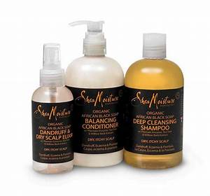 Sheamoisture Organic Hair Products From The African Black