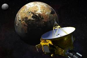 NASA Makes New Discoveries About Pluto as New Horizons ...