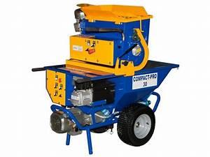 Machine A Projeter Enduit Facade : machine a projeter pour mortiers et enduits exterieurs ~ Dailycaller-alerts.com Idées de Décoration