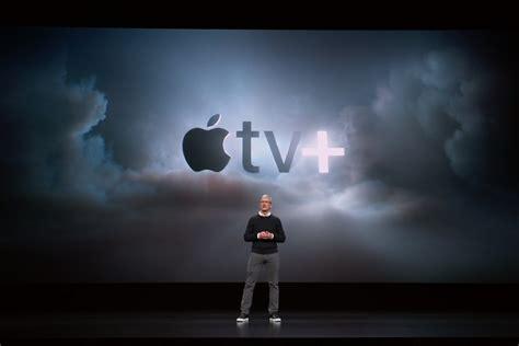 apple tv plus tim cook streaming stream
