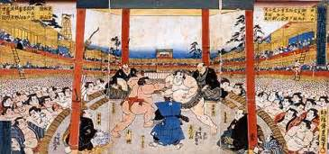 the history of sumo sumo culture web japan web japan