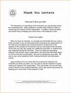 Letter Thank You Interview Cover Letter Interview Follow Up Letter Job Interview Follow Up Letters Example 9 Follow Up Letter To Interview Home Images Careers Post Interview Tips Careers Post Interview Tips