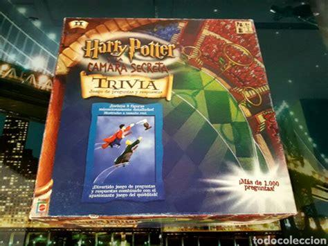 Trivia Harry Potter Y La Cámara Secreta