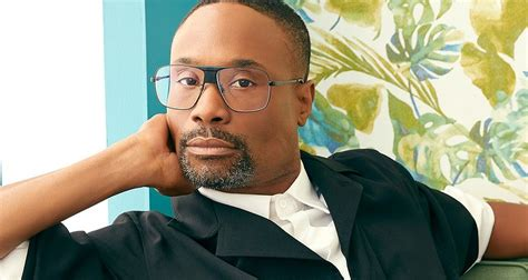 Billy Porter Recalls Coming Out Height Aids Epidemic