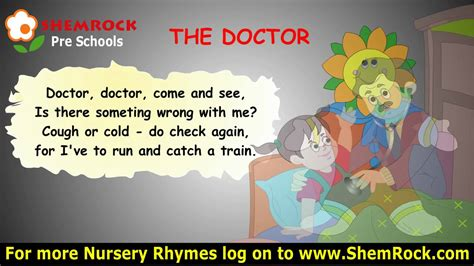 doctor song for preschool nursery rhymes the doctor songs with lyrics 690