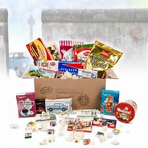 Geschenke Auf Rechnung Neukunden : original ddr s igkeiten box 14 teilig mit ostdeutscher s ware ~ Themetempest.com Abrechnung