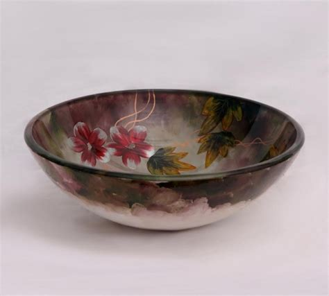 floral  summer  vessel sink uvlfza