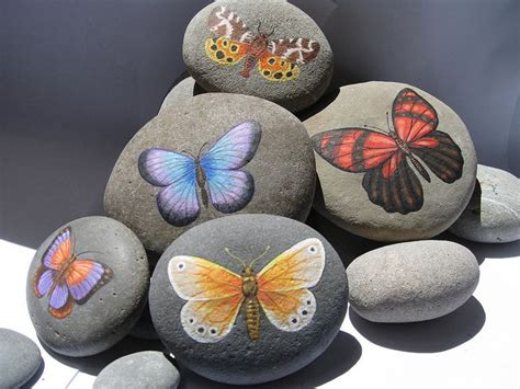 popular items  hand painted stones picturescraftscom