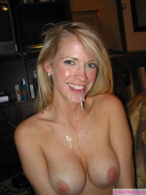 Amateur Blonde Milf Bbc