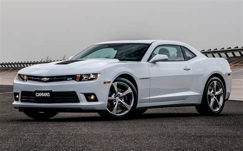 Chevrolet Camaro Ss (2014) Wallpapers And Hd Images
