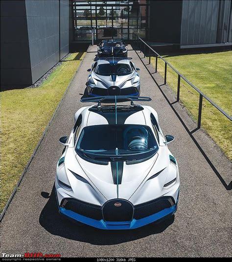 To get more details of bugatti divo, download zigwheels app. Revealed: Bugatti Divo - Team-BHP