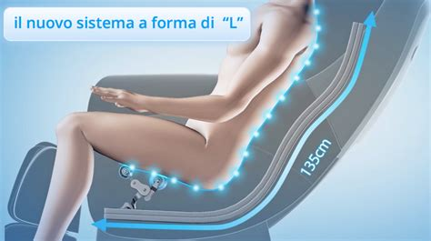 Poltrone Massaggianti Panasonic : Poltrona Massaggio Komoder Km390sl
