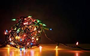 Holiday, Christmas, Lights, Colorful, Full, Hd, Wallpaper ...