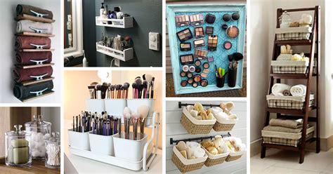 creative storage ideas for small bathrooms 44 best small bathroom storage ideas and tips for 2019