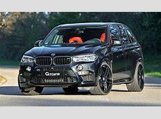 Tuning BMW X5 M par GPower