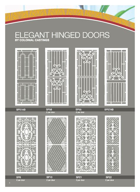 safety  security doors