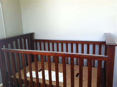 Gently Used Pottery Barn Kendall Fixed Gate Cribs