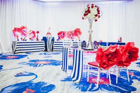 red blue and white wedding decorations eclectic red white and blue wedding ideas every last