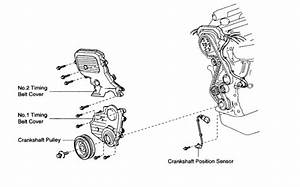 1997 Rav 4 Where Is The Crank Shaft Position Sensor Located  Do You Know Where I Can Find The