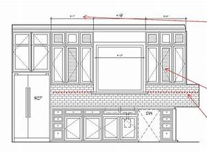 55 best misc drawings elevations for custom cabinets for Kitchen cabinets lowes with wall art sketches